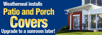 Chicagoland/Illinois patio and porch covers