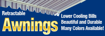 Weatherseal Home Solutions installs Retractable Awnings in Kankakee, IL